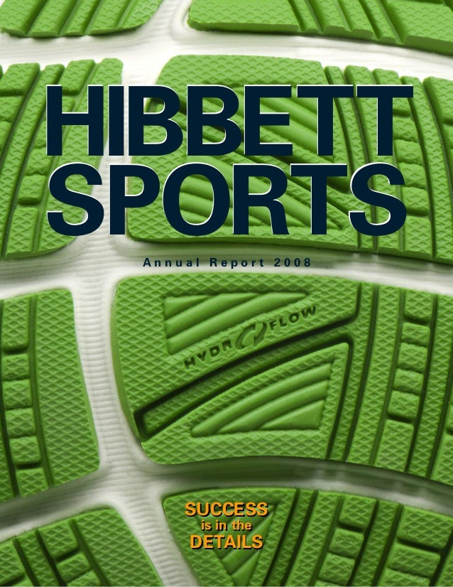 c0b20fb492670 Hibbert Sports 2008 Annual Report