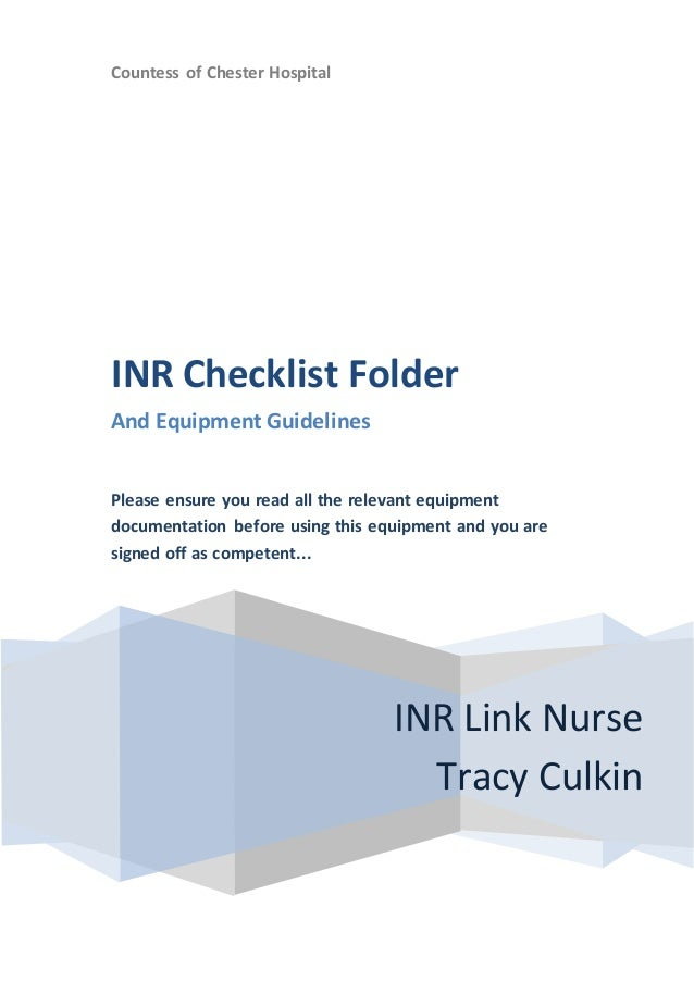 equipment checklist mesmerizing inr checklist folder