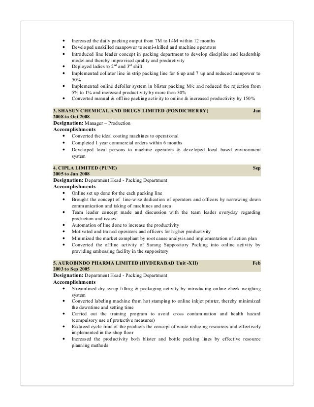 Line Leader Resume Introduced Line Leader