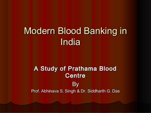 Modern day india presentation