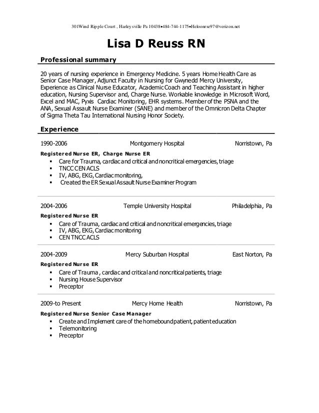 example of rn resume elegant nurse resume examples best new rn