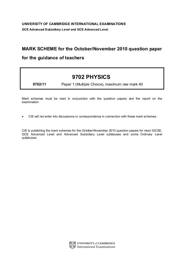 mark scheme geography cambridge university gce Past exam papers and mark schemes for cie geography igcse (0460) paper 1.