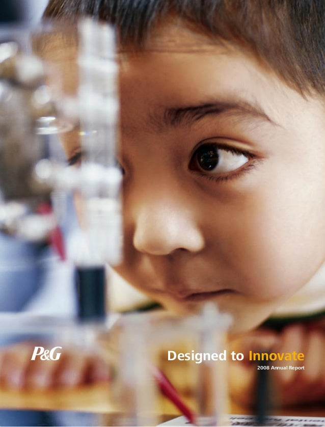 Designed to Innovate 2008 Annual Report