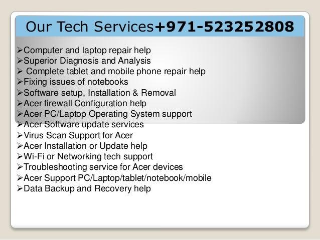 971-523252808 Acer Computer & Laptop Services