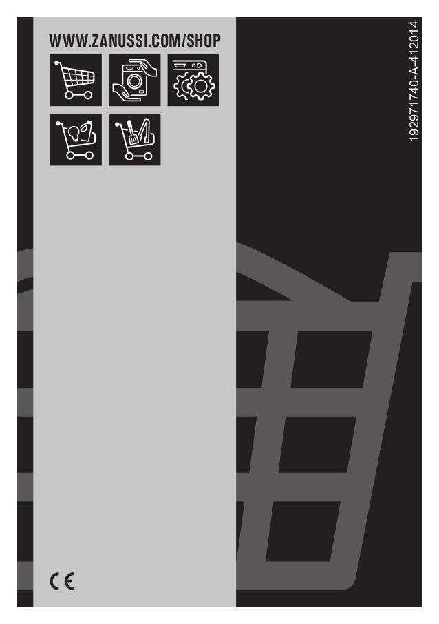Lavadora Zanussi ZWF71240W