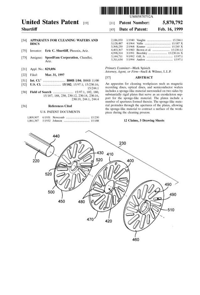 US Patent 5870792