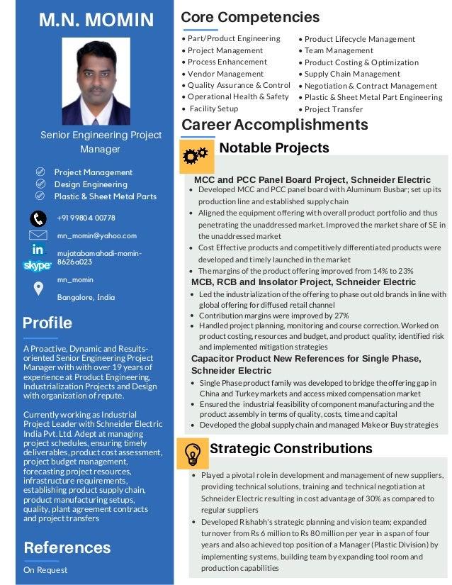 M.N. MOMIN +91 99804 00778 mn_momin@yahoo.com mujatabamahadi-momin- 8626a023 mn_momin Bangalore, India Developed MCC and P...