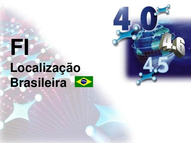 Preface   FI   Localização   Brasileira SAP AG 2001, Title of Presentation, Speaker Name 1
