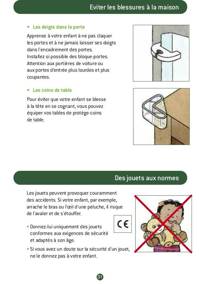 Prot gez votre enfant des accidents domestiques - Temperature ideale chambre enfant ...