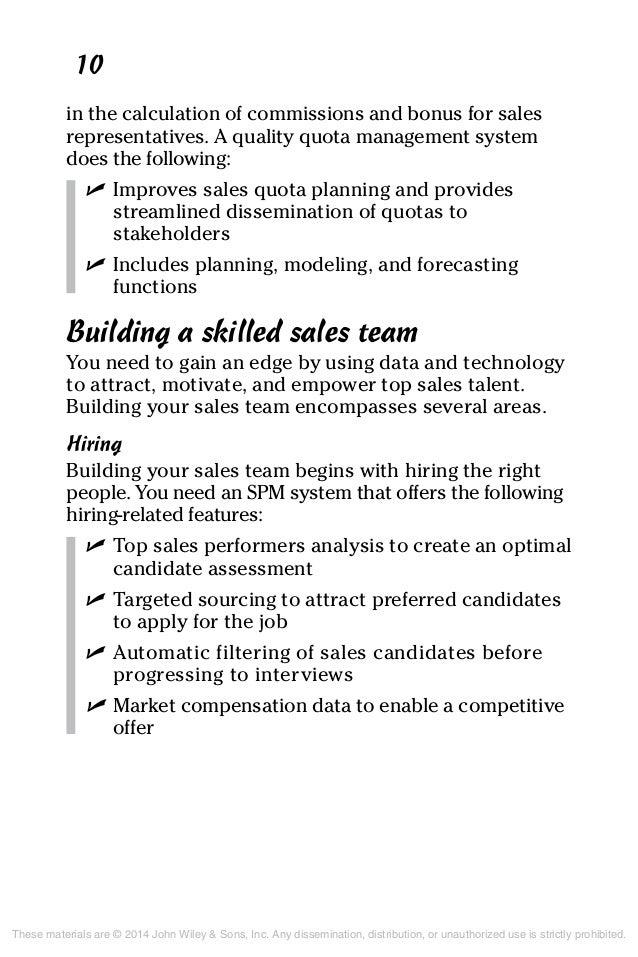 Ibm sales performance management spm for dummies 16 11 coaching your sales spiritdancerdesigns Images