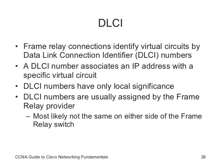 CCNA PPP and Frame Relay