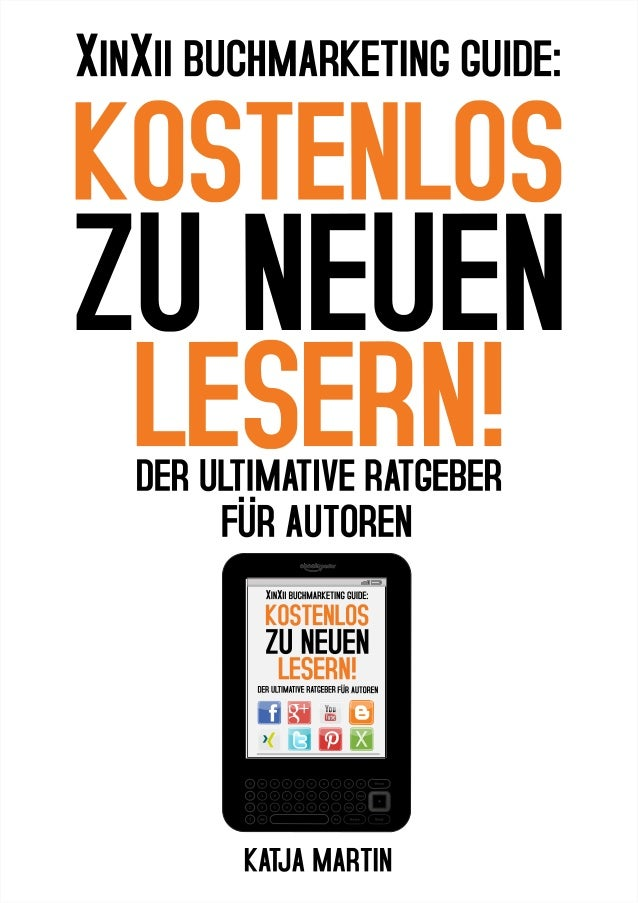 XinXii Buchmarketing-Guide