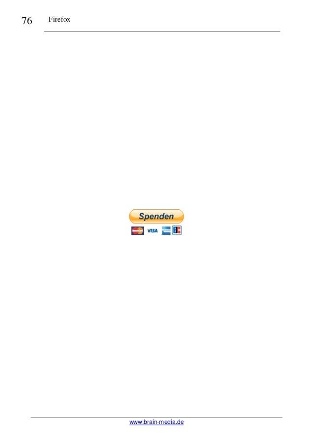 Blockdatier-Anzeigen