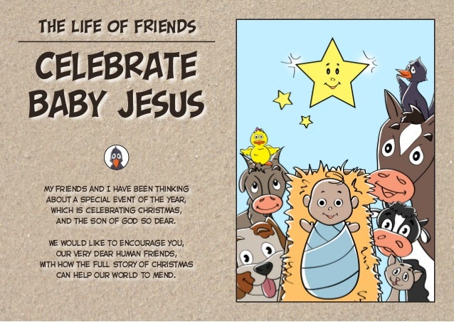 The Life of Friends My friends and I have been thinking About a special event of the year, Which is celebrating Christmas,...