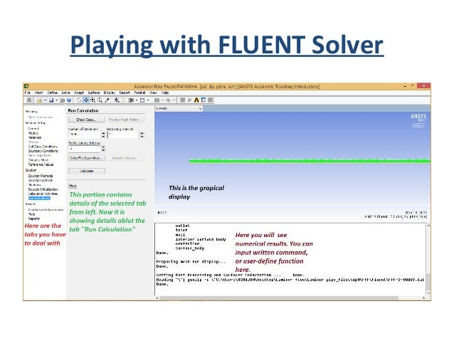 CFD & ANSYS FLUENT