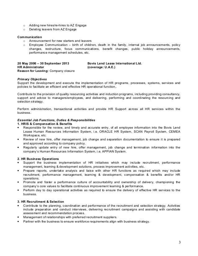 good resume starters