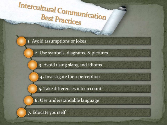 intercultural communication is important for an Define intercultural communication competence explain how motivation,  but how we feel in the moment of intercultural encounters is also important.