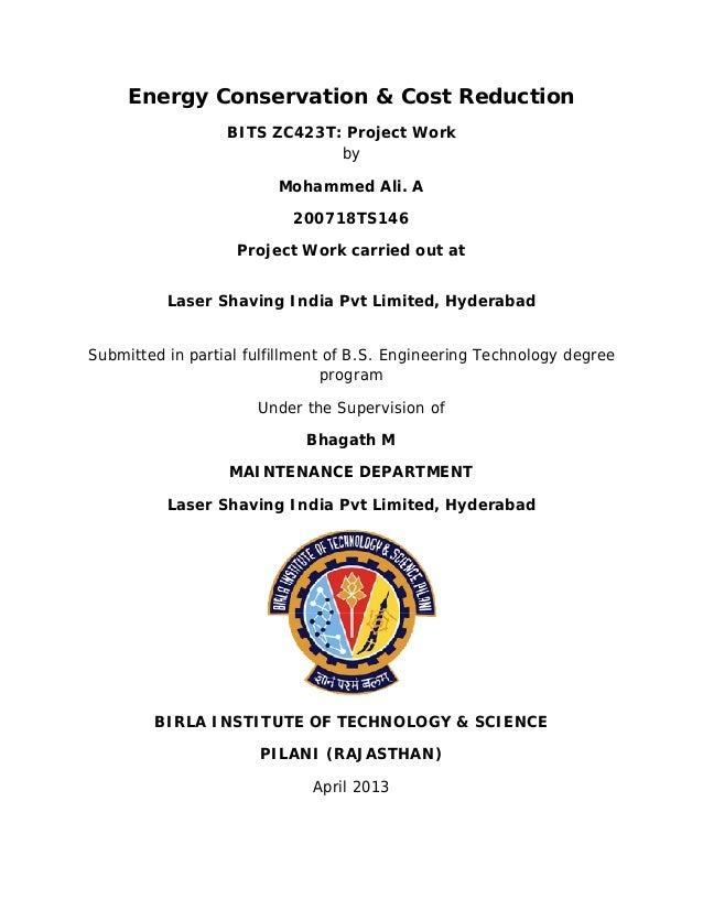 bits pilani dissertation outline Bits pilani work integrated learning programme for individuals and organisations.