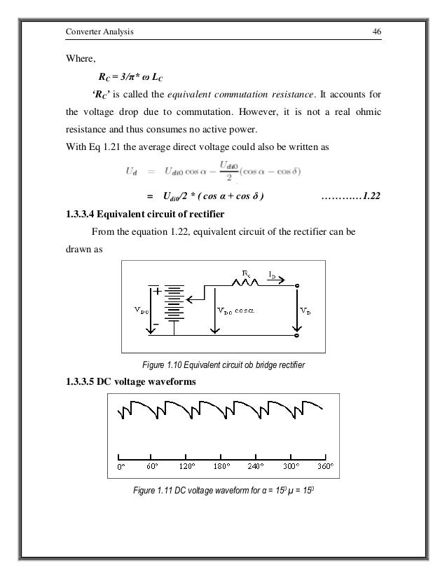 thesis on hvdc Distributed control of hvdc transmission grids davood babazadeh doctoral thesis stockholm, sweden 2017  optimal operation of hvdc grid this thesis presents distributed control of an hvdc grid to this end, three functions  hvdc grids, power injection, topology processor, wind farms ii.