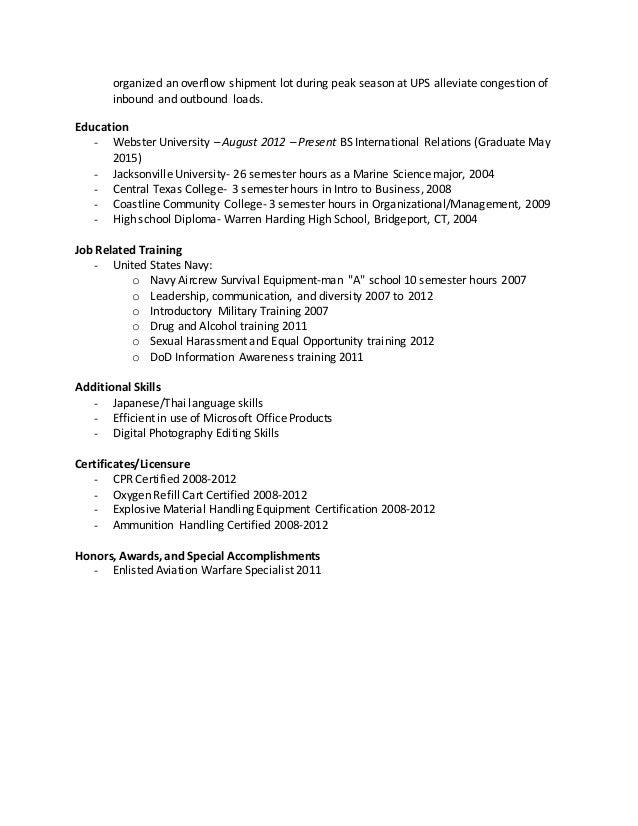 fed resume