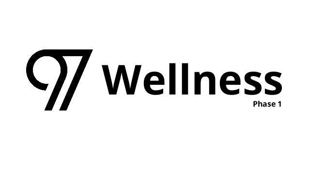WellnessPhase 1