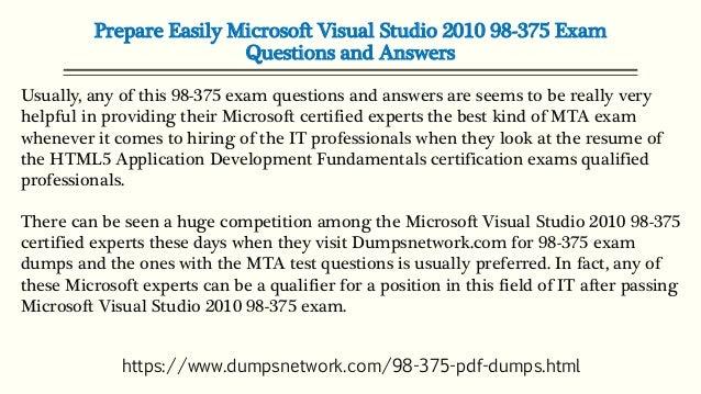 98 361 mta software development fundamentals pdf