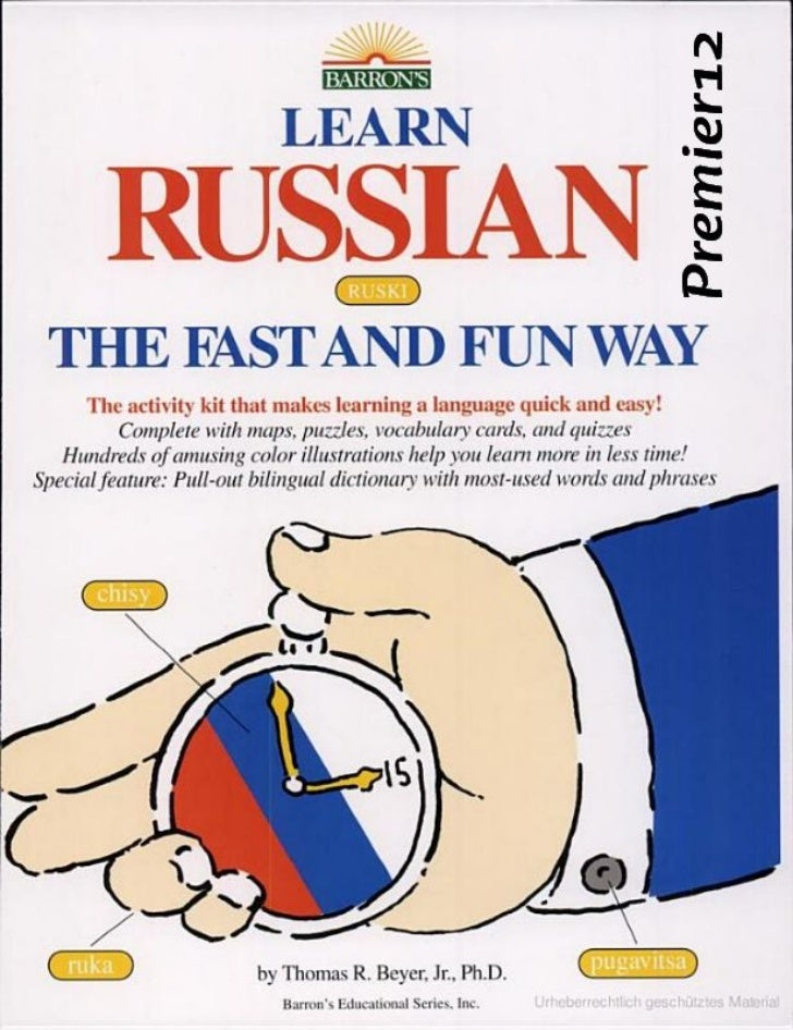 98.learn russian the fast and fun way
