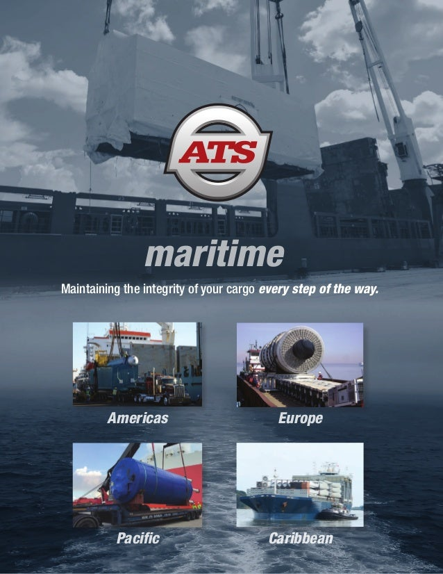 Maintaining the integrity of your cargo every step of the way. EuropeAmericas Pacific Caribbean