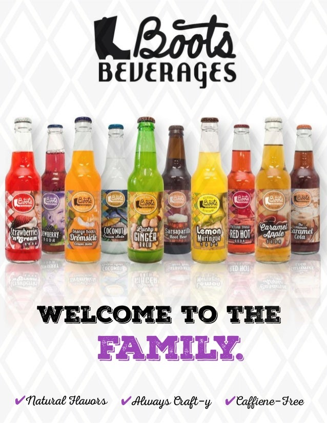 Welcome to the family. ✔Natural Flavors ✔Always Craft-y ✔Caffiene-Free