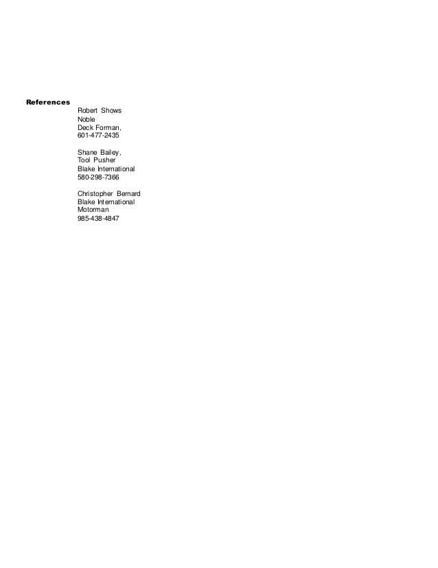 api rp 2d 6th edition pdf