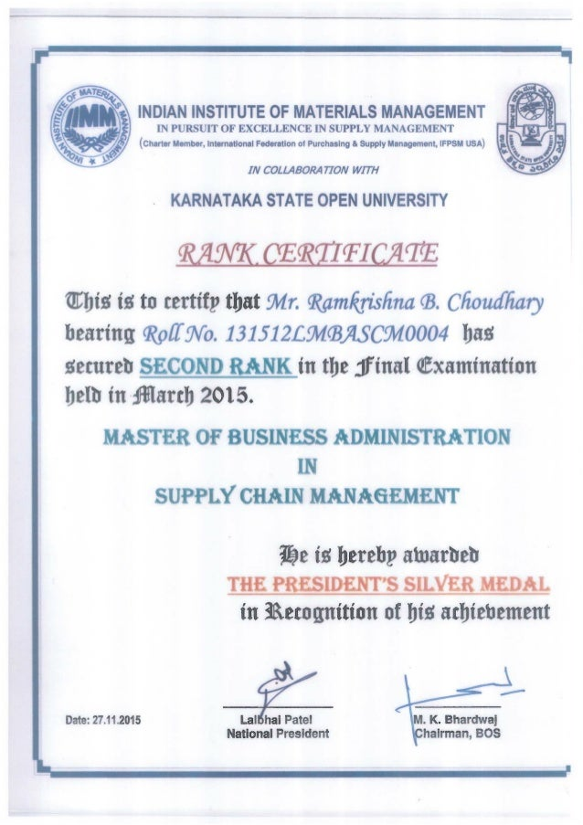 GDMM.BCOM.EDUCATIONAL CERTIFICATES