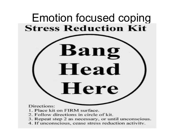 the impact of stress on people and the methods of coping with it Coping with exam stress  tips for coping with depression  you can hear other people's tips on coping with depression on healthtalkorg.