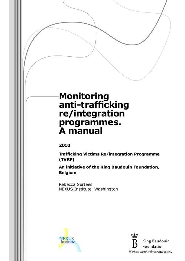 Monitoring AT reintegration programmes_manual_NEXUS
