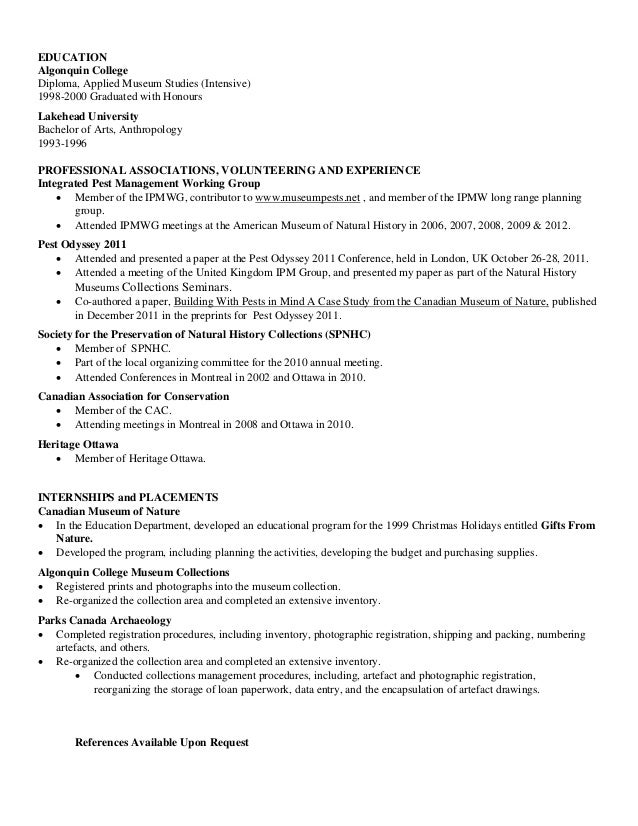 epidemiologist resume