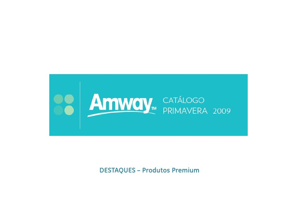 DESTAQUES – Produtos Premium
