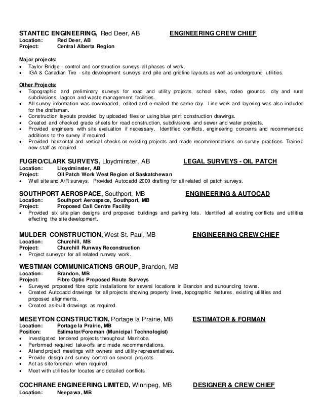 Fine Red Deer Engineering Resume Ornament - Administrative Officer ...