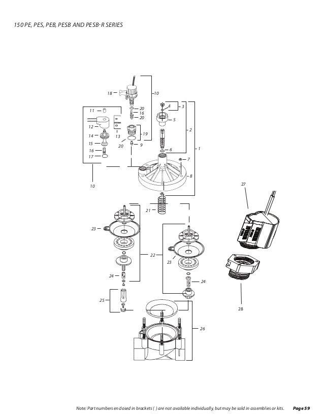 Diagram Of Sprinkler Head
