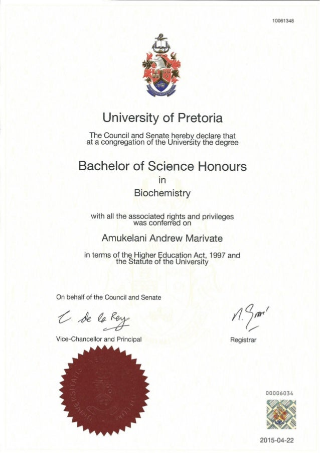 how to get honours degree
