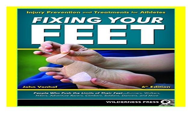 Fixing Your Feet Pdf