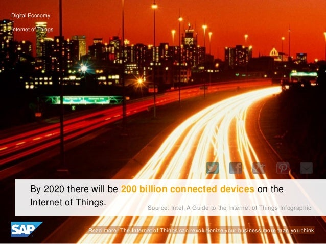99 Facts on the Future of Business in the Digital Economy Slide 2