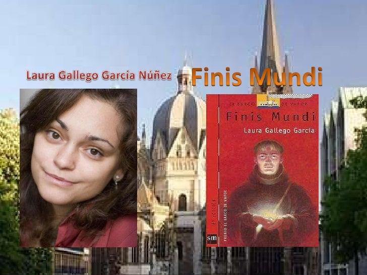 Descargar Libro Gratis Pdf Finis Mundi Laura Gallego 99007 Finis Mundi 1