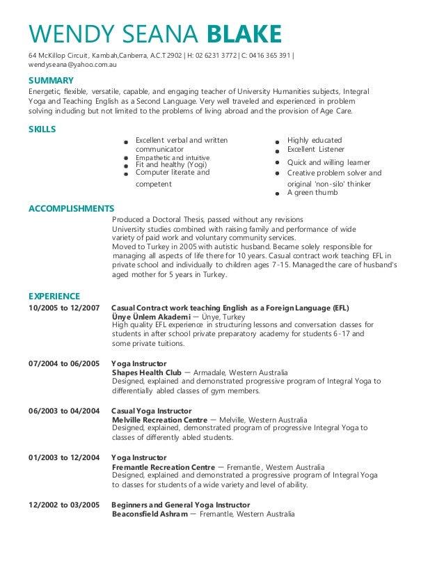 Drwsb Resume 3