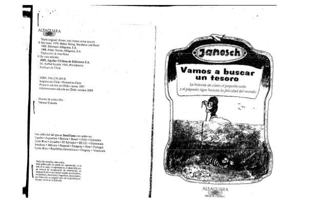 DESCARGAR LIBRO VAMOS A BUSCAR UN TESORO JANOSCH GRATIS PDF