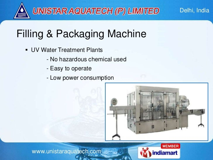 Water treatment system by unistar aquatech private limited - Swimming pool water treatment plant ...