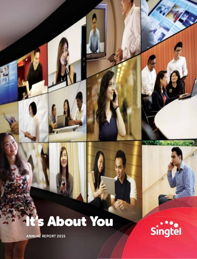 It's About You ANNUAL REPORT 2015