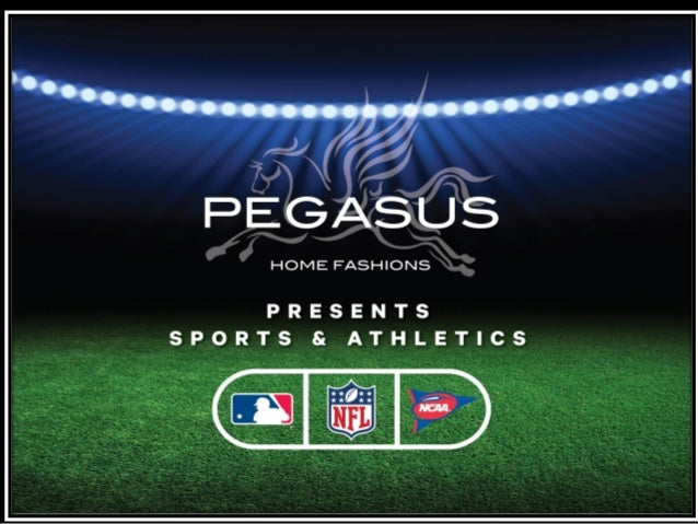 PEGASUS SPORTS CATALOG