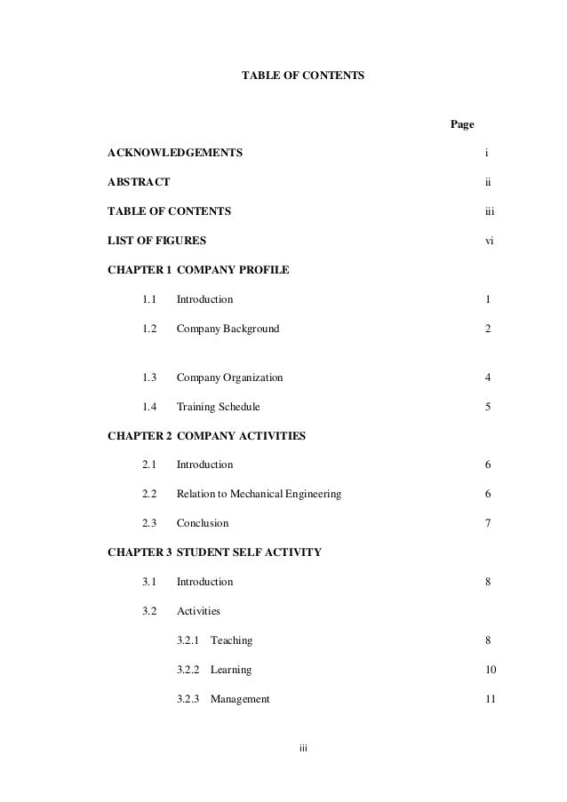 trial report writing for industrial attachment Writing about vocational training in britain describes  report on 'industrial  training and education' in april 1967  trial training and further education, it is  now.