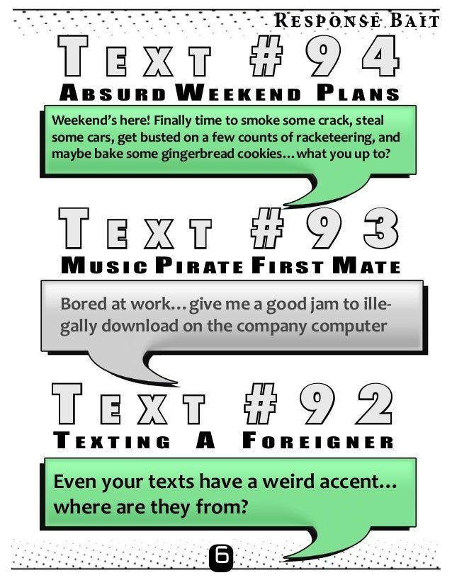 things to text a girl for the first time