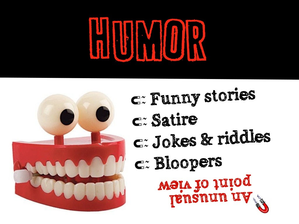 Humor Funny Stories Satire Jokes
