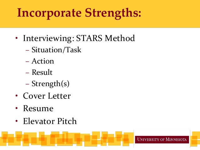 star situation task action result resume